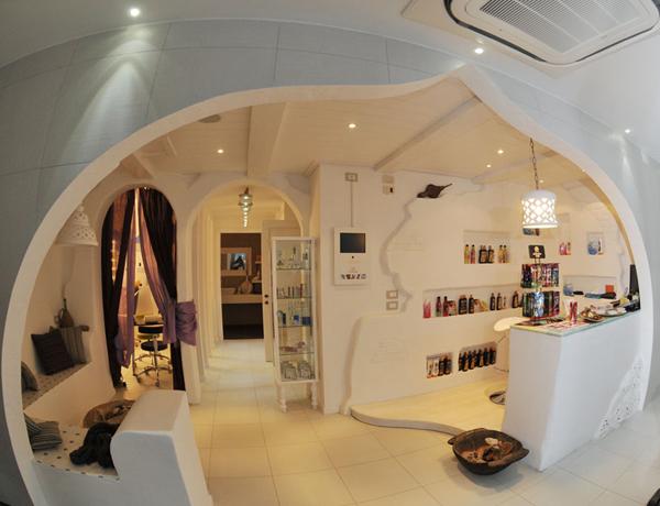 Centro estetico abbronzatura panarea perugia for Arredare un centro estetico